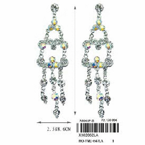 Jewelry Earring- X302062LA