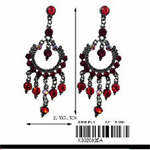 Jewelry Earring- X302082BA