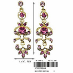 Jewelry Earring- X302098GA
