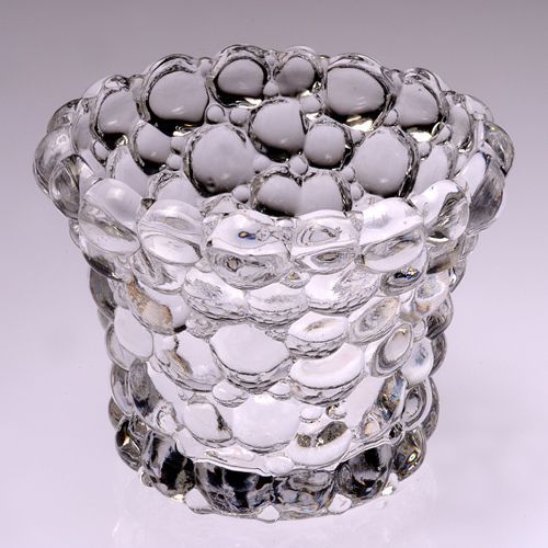 Glass Candle Holder- CP-001